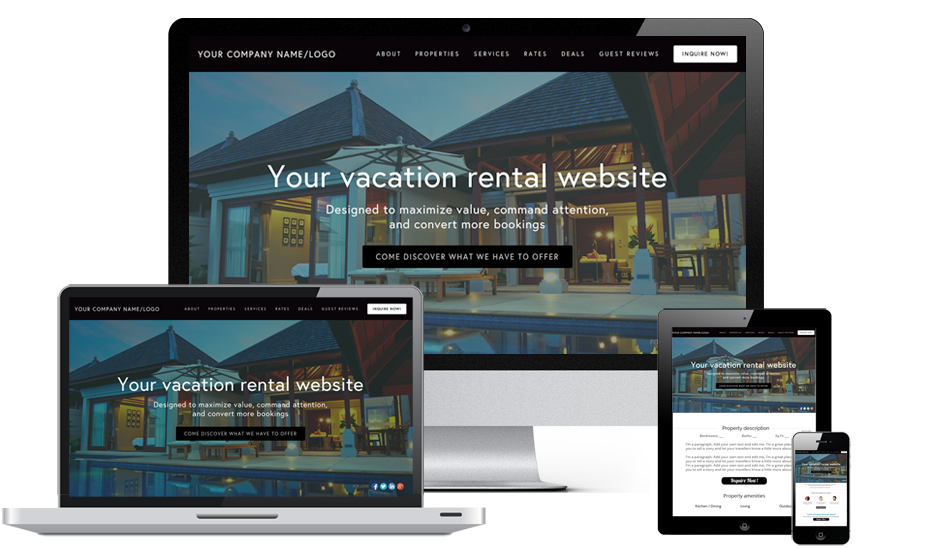 Things to Keep in Mind While Designing a Vacation Rentals Website